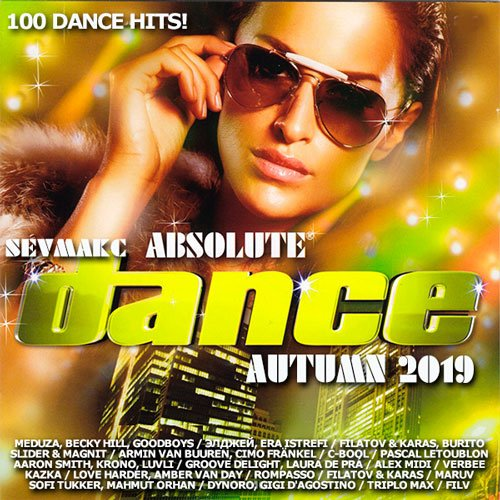 VA-Absolute Dance Autumn 2019 (2019)