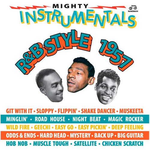 VA-Mighty Instrumentals R&B Style 1957 (2019)