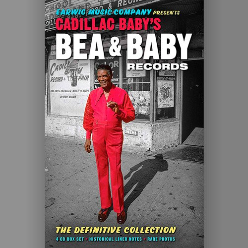 VA-Cadillac Baby's Bea & Baby Records - The Definitive Collection (2019)