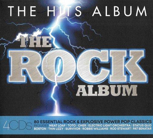 VA-The Hits Album - The Rock Album (2019)