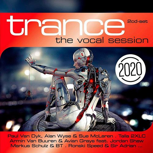 Trance: The Vocal Session 2020 (2019)