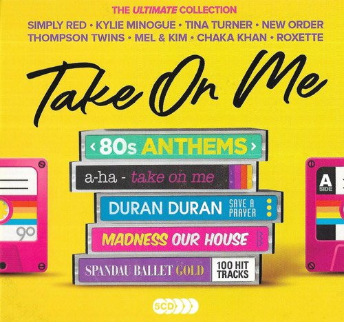VA-Take On Me: 80s Anthems - The Ultimate Collection (2019)