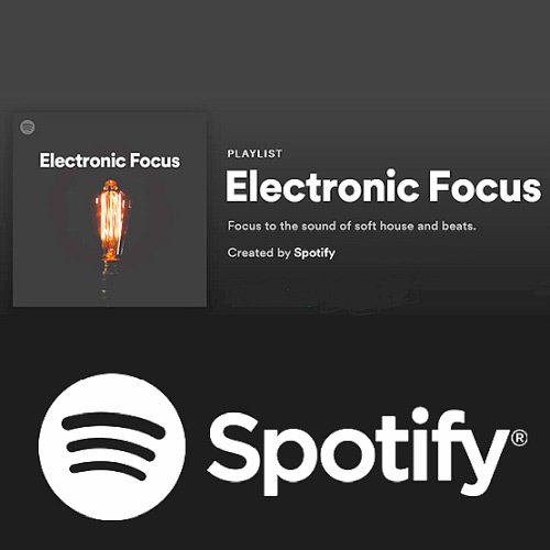 VA-Electronic Focus - Playlist Created By Spotify (2019)