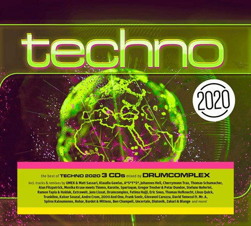 VA-Techno 2020 (Mixed By Drumcomplex) (2019)