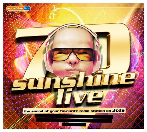 VA-Sunshine Live Vol.70 (2019)