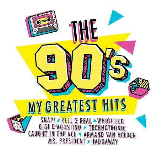 VA-The 90s - My Greatest Hits (2019)