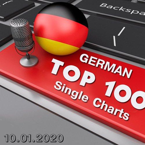 VA-German Top 100 Single Charts 10.01.2020 (2020)