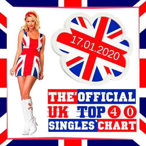 VA-The Official UK Top 40 Singles Chart 17.01.2020 (2020)