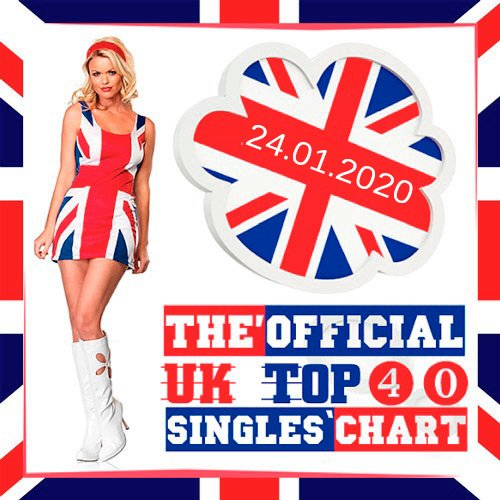 VA-The Official UK Top 40 Singles Chart 24.01.2020 (2020)