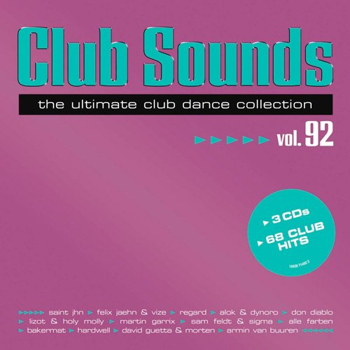VA-Club Sounds Vol.92 (2020)