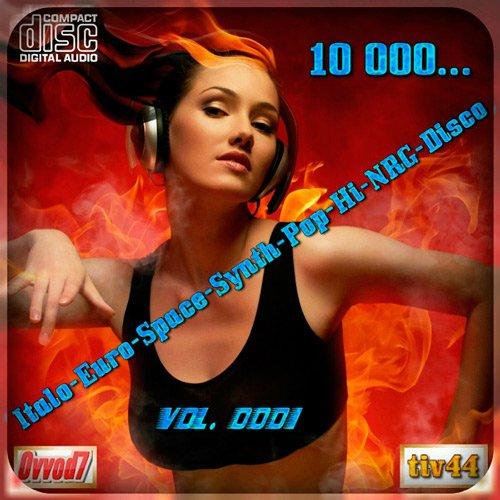 VA-10 000... Italo-Euro-Space-Synth-Pop-Hi-NRG-Disco (2020)
