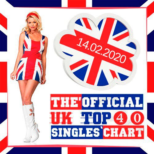 VA-The Official UK Top 40 Singles Chart 14.02.2020 (2020)