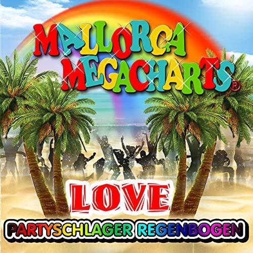 VA-Mallorca Megacharts - Partyschlager Regenbogen Love (2020)