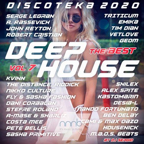 VA-Дискотека 2020 Deep House - The Best Vol.7 (2020)