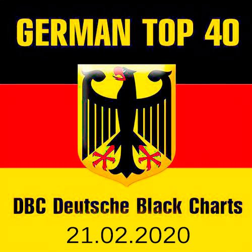 VA-German Top 40 DBC Deutsche Black Charts 21.02.2020 (2020)