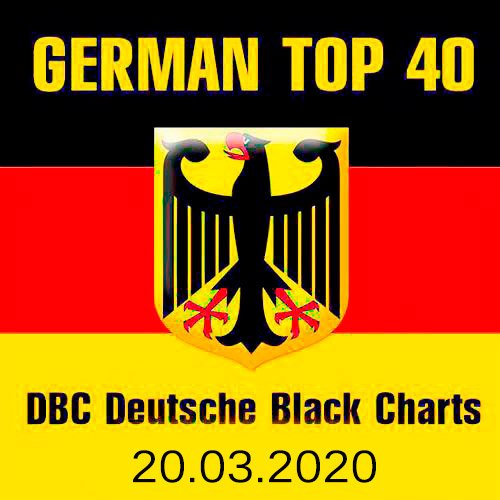 VA-German Top 40 DBC Deutsche Black Charts 20.03.2020 (2020)