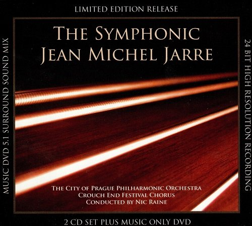 Jean Michel Jarre - The Symphonic [Audio-DVD] (2006)