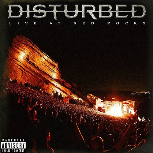Disturbed - Live at Red Rocks (2016) lossless