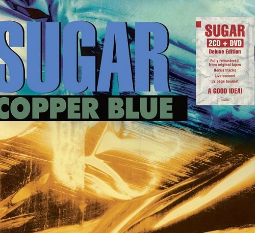 Sugar - Copper Blue (Deluxe Edition) (2012) lossless