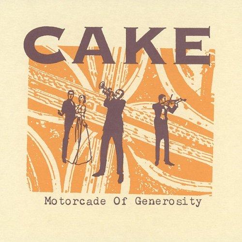 Cake - Motorcade of Generosity (1994) lossless