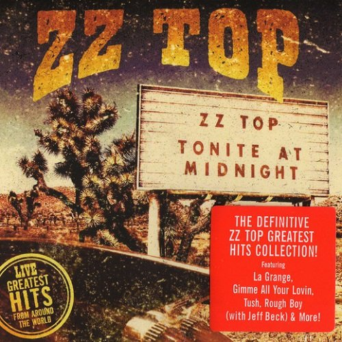 ZZ Top - Live! Greatest Hits From Around The World (2016) lossless
