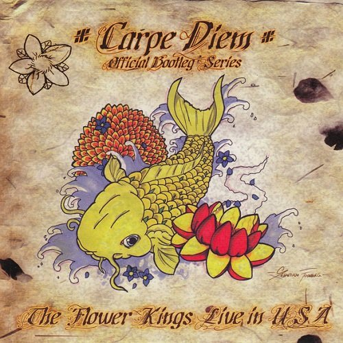 The Flower Kings - Carpe Diem: Live in the USA 2006 (2008) lossless