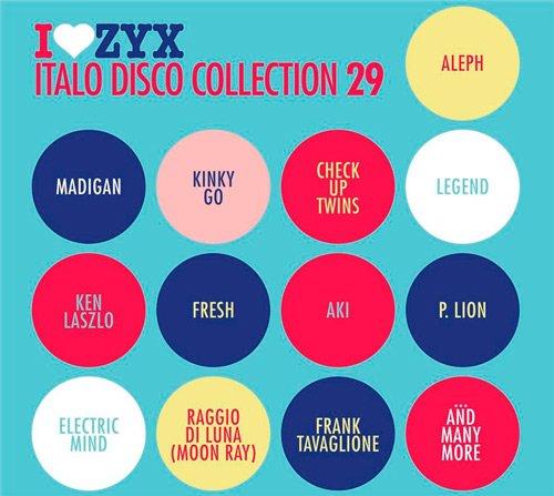 VA-I Love ZYX Italo Disco Collection 29 (2020)