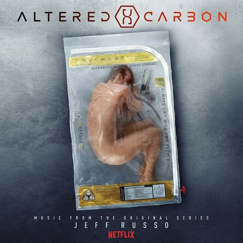 Jeff Russo - Altered Carbon OST [WEB] (2018) lossless