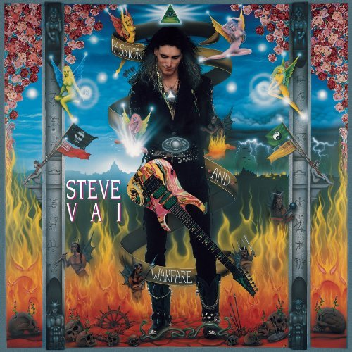 Steve Vai - Passion and Warfare [Reissue 1997] (1990) lossless