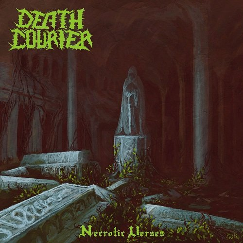 Death Courier - Necrotic Verses [WEB] (2020) lossless