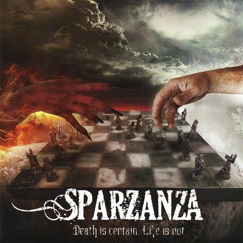 Sparzanza - Death Is Certain, Life Is Not (2012) lossless