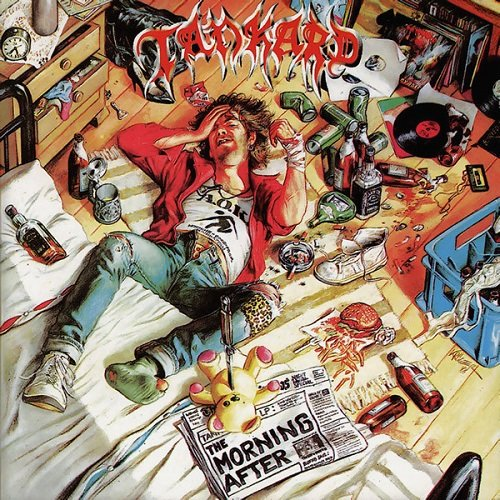 Tankard - The Morning After (1988) lossless