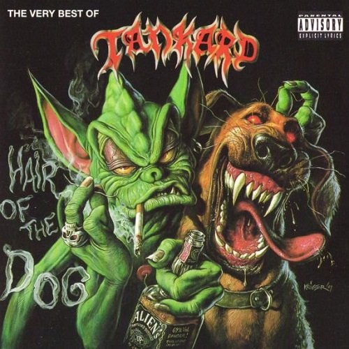 Tankard - Hair Of The Dog: The Very Best Of Tankard (1991) lossless