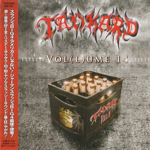 Tankard - Vol(l)ume 14 (Japan Edition) (2010) lossless