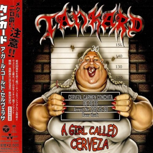 Tankard - A Girl Called Cerveza (Japan Edition) (2012) lossless