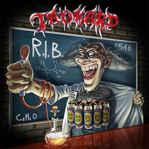 Tankard - R.I.B. (2014) lossless