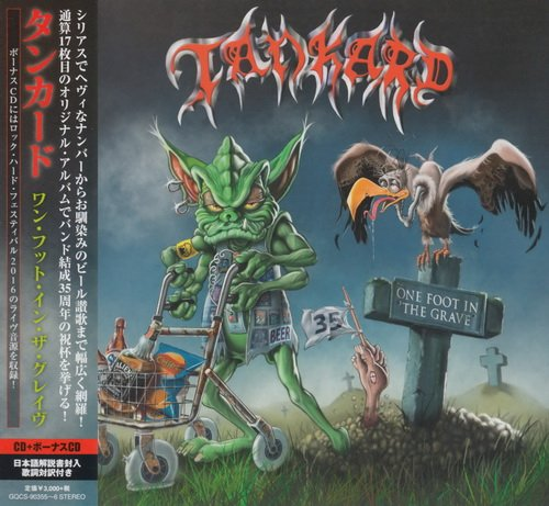 Tankard - One Foot In The Grave (Japan Edition) (2017) lossless