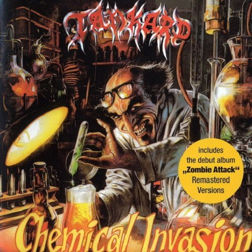 Tankard - Zombie Attack / Chemical Invasion (2005) lossless