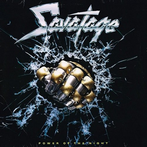 Savatage - Power of the Night [Remastered 2014] (1985) lossless