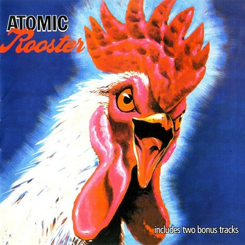 Atomic Rooster - Atomic Rooster [Reissue 2005] (1980) lossless