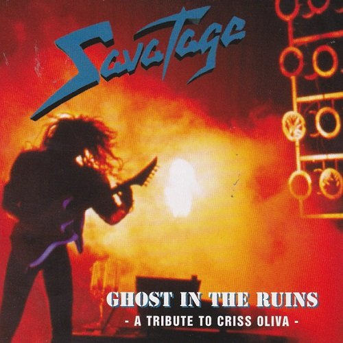 Savatage - Ghost in the Ruins: A Tribute to Criss Oliva [Remastered 2014] (1995) lossless
