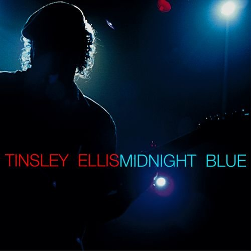 Tinsley Ellis - Midnight Blue (2014) lossless
