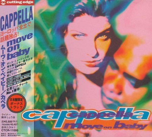 Cappella - Move on Baby (Japan Edition) (1994) lossless