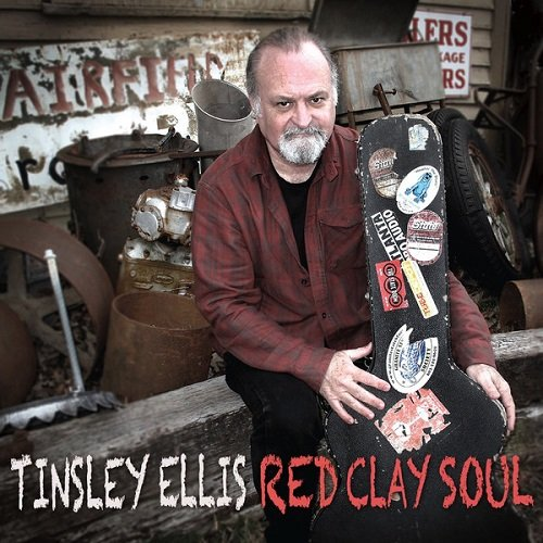 Tinsley Ellis - Red Clay Soul (2016) lossless