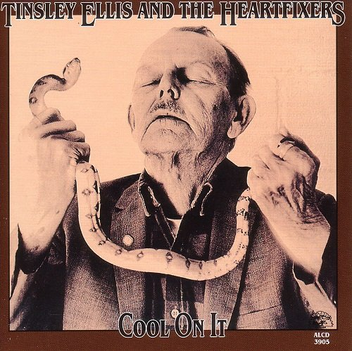Tinsley Ellis and The Heartfixers - Cool On It [Reissue 1991] (1986) lossless