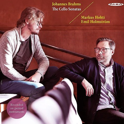 Brahms - The Cello Sonatas (Markus Hohti, Emil Holmstrom) (2020) lossless
