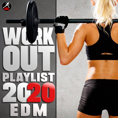 VA-Workout Trance -  Workout Playlist 2020 EDM (2020)