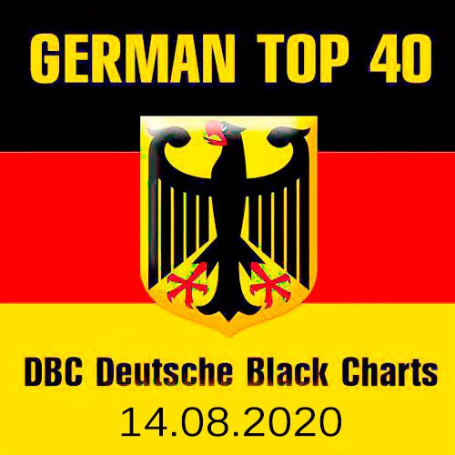VA-German Top 40 DBC Deutsche Black Charts 14.08.2020 (2020)