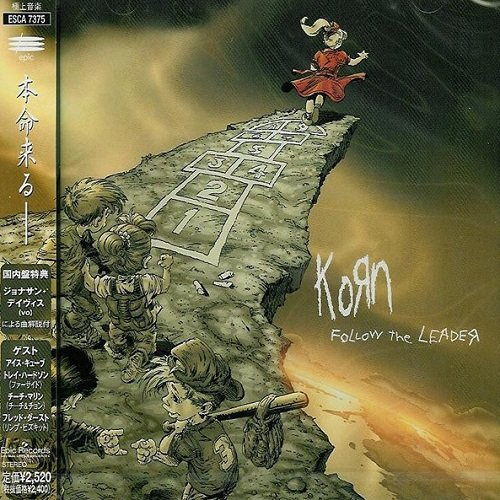 KoRn - Follow The Leader (Japan Edition) (1998) lossless