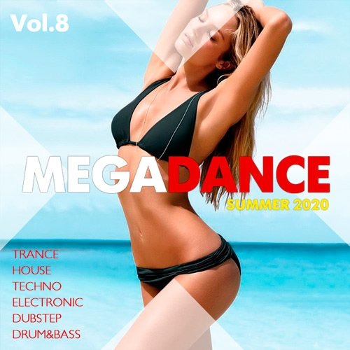VA-Mega Dance Vol.8 (2020)